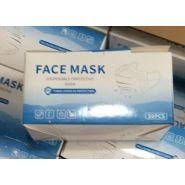 0.27 ht masque de protection 3 plis