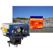 Caméras infrarouges hyperspectrales - telops france - résolution spatiale : 320 x 256 px
