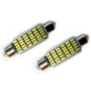 VEILLEUSES AMPOULES NAVETTE C10W À 30 LEDS CANBUS  NA-C10-300 /2