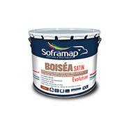 BOISÉA SATIN EVOLUTION - Peinture microporeuse - ALLIOS - En poids : 52,8 ± 2,0 %