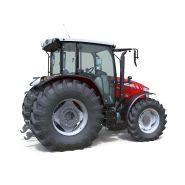MF 5710-5711 - Tracteur agricole - Massey Ferguson - 100-110 CH