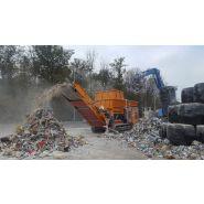 TYRON - Broyeurs de déchets organiques - Noremat - Puissance d'entraînement 294 kW/400ch