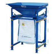 873TB16 Tremie Amovible Pour Big Bag  - Trémie de Stockage - Butti SRL - 2000kg
