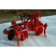 Kr2.26 - cultivateur agricole - kirpy - poids 650 kg