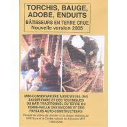 LOGICIEL DVD - TORCHIS, BAUGE,ADOBE, ENDUITS