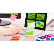 Création d'identité visuelle : design et logo