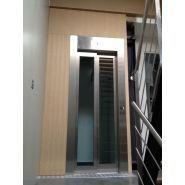 V SPACE - Ascenseur à gaine - Oleolift - Course maximale : 30 m