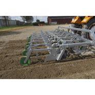 Butteuse agricole - Agronomic - Type de Machine: 2 rangs 75/90 à 6 rangs 90
