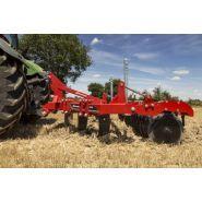 Kverneland flatliner - décompacteur agricole - kverneland group - poids: 1700 à 2150 kg