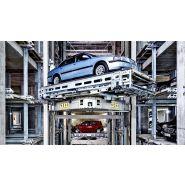 Multiparker 710 Parking automatique - Woehr - 2 à 8 niveaux