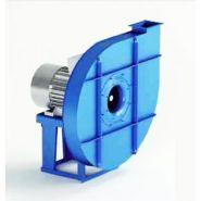 Vape/p - ventilateur industriel haute pression - coral antipollution systems - puissances : 0,75 à 75kw