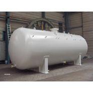 Citerne à gaz aérien - CDE