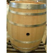 Tonneau 300 litres - tonneaux en bois - sirugue -