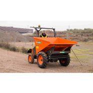 D150RMA Mini-Dumpers à chassis rigides - AUSA - 1500 kg