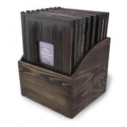 MENU BOX SET MENUS WOOD VINTAGE