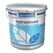 Peinture acrylique hydrovelours