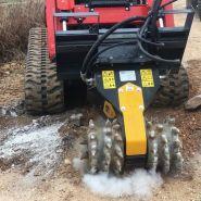 Fraise hydraulique mb-r700 - petit et efficace