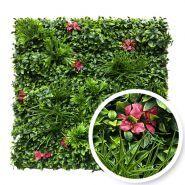 Amazone - murs végétaux - france green - plaques de 1m x 1m