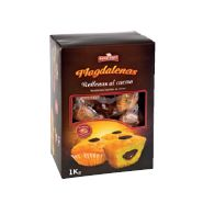 MADELEINES CHOCO INDIVIDUELLES X 24 UNITÉS – 900 GRS