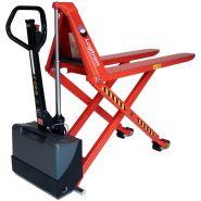 Transpalette haute levée électrique - Logitrans - 1500 kg
