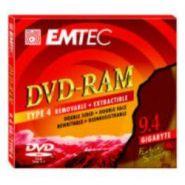 DVD-RAM - EMTEC