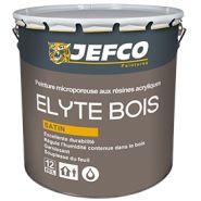 ELYTE BOIS - Peinture microporeuse - JEFCO - Rendement 10 à 12 m²/L et par couche