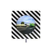 Ibis 6007 Miroir routier conforme - Socomix - 10 mm d'épaisseur