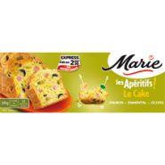 LE CAKE: JAMBON - EMMENTAL - OLIVES