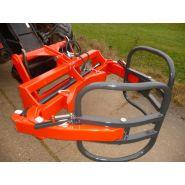 Serbal 145 - Pince à balle et enrubannage - Bugnot - Poids 180 kg - Charge maxi 800 kg