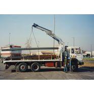 Serie 12000 e grue auxiliaire - cormach - pression 275 bar