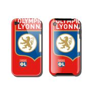 COQUE IPHONE OLYMPIQUE LYONNAIS ROUGE