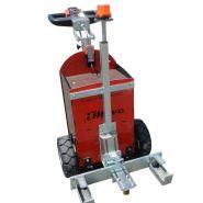 iMove telecommande special chariots - Tracteur pousseur - STI constructeur - Capacité maximale supportée 1500 kg