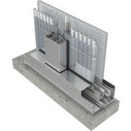 W+ - Façades - Everlite - Poids 14,5 kg/m²