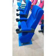 LS-605 - Fauteuil de cinéma - Linsen Seating - Hauteur totale du sol: 100mm