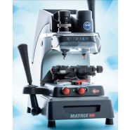 Matrix evo machine à clé à points et laser - silca sa - poids 24,6 kg