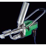 Extrudeuse à granulat - g6 - weldplast