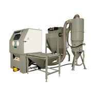 BNP 220 - Cabine de sablage - Clemco - Poids 280 kg