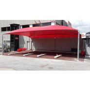 A2 - abri parking - carapax - 11.63m x 7.00