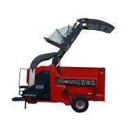 Tx69 - désileuse pailleuse - euromark - capacité utile allant de 5.5m³ à 8m³