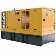 205 TVO SILENTSTAR  Groupes électrogènes Industriel - Worms Entreprises - (Diesel)164 kW – 205 kVA