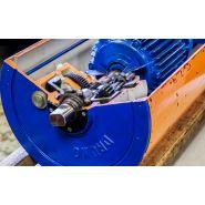 CA ET CB - Tambours moteurs - Mecadrum - Vitesse 0.30 à 3.15 m/s