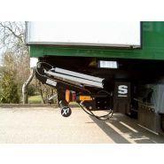 X1fa 1500 - hayon élévateur - sörensen - repliable, capacité 1500 kg