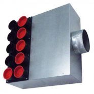 AE34C - Caisson de ventilation - Brink Climate - 180-15 x Ø 75