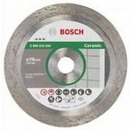 DISQUE DIAMANT 76 MM BEST FOR CERAMIC BOSCH PROFESSIONNEL REF : 2608615020