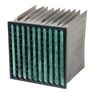 City-Flo XL - Médias de filtration d'eau - Camfil - cadre en plastique PS moulé