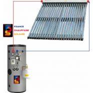 Impact enr produits chauffe eau solaires for Capteur solaire sous vide
