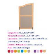 CLAUSTRA OPUS