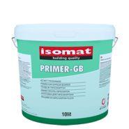 0205/6 - PRIMER-GB - Primaire pour les plaques de plâtre - Isomat - A base d'eau - Consommation : 10-12 m²/l/couche
