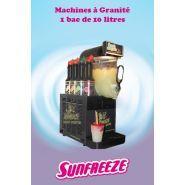 Froz'n Cocktail - Machine à granita professionnelle - Sunfreeze - 1 bac