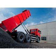 MULTILIFT XP20S - Bras hydraulique pour camion - Hiab - 20 T